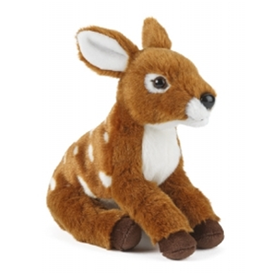 Seated Fawn
