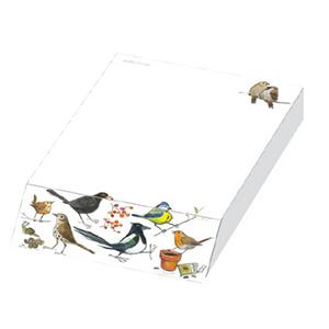 Slant Pad - Birds Design