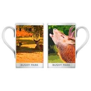 Slim Mug - Deer